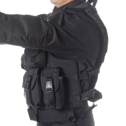 Blackhawk Tactical Float Vest II, Black 30TFV2BK