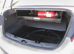 Progard Law Enforcement Car Sedan Trunk Tray Organizer