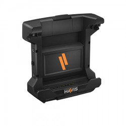 Havis DS-DELL-601 Dell Latitude 12 Rugged Tablet Docking Station, Options Available for Power Supply, Internal Power Supply and Dual Pass-Through Antenna