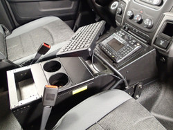 Havis Flexible Arm Package including Flex Arm and Mount (for Tablets or Keyboards) For 2013-2016 Dodge Ram