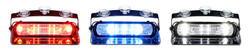 Whelen Avenger II Single LED Dash Deck Light, TRIO