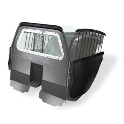 Law Enforcement Interceptor Sedan Prisoner Transport ProCell Package by Progard, 1 or 2 Prisoners, 2013-2019