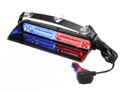 Whelen Dual Avenger II LED Dash Deck Light, TRIO, AVC23