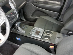 Havis 2018-2020 Dodge Durango 20 Inch Console C-VS-2000-DUR-1, includes faceplates and filler panels