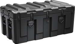 Pelican AL4824-1604 Single Lid Case, With Optional Foam Insert or Wheels, Available in Black and OD Green, 53x29x24, 89 lbs (w-out foam and wheels, 53 lbs)