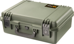 Pelican iM2400 Storm Laptop Computer Case - Watertight, Crushproof, and Dustproof, Hard Case with Optional Foam Insert, Padded Dividers or TrekPak Divider System, Available in Black, Yellow or OD Green, 24 x 21 x 17, 30 lbs (26 lbs w-out inserts)