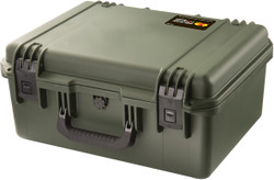 Pelican iM2450 Storm Laptop Computer Case - Watertight, Crushproof, and Dustproof, Hard Case with Optional Foam Insert or Padded Divider, Available in Black or OD Green, 29 x 17 x 21, 32 lbs (28 lbs w-out insert)