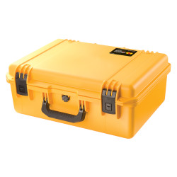 Pelican™ iM2600 Storm Carry-On Case- Watertight, Crushproof, and Dustproof, Hard Case with Optional Foam Inserts, Padded Dividers or TrekPak Divider System Insert, Available in Black, Yellow or OD Green, 22 x 17 x 9, 14 lbs (10 lbs w-out inserts)