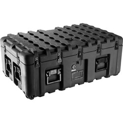 Pelican IS3721-1103 ISP - Pallet Inter-Stacking Pattern Case, Hard Case with Optional Foam Insert, 40 x 24 x 17, 38 lbs