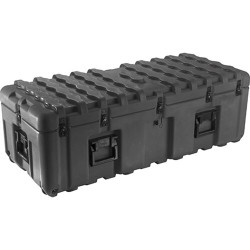 Pelican IS4517-1103 ISP Case - Pallet Inter-Stacking Pattern Case, Hard Case with Optional Foam Insert, 48 x 20 x 17, 51 lbs (38 lbs without foam insert)