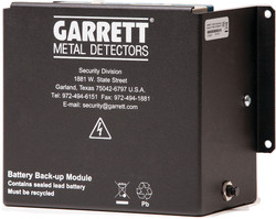 Garrett PD-6500i Mobile Walk-Through Metal Detector - Battery Modules