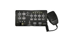 SoundOff nERGY 400 Series Remote Siren and Light Controller with Buttons and Slide-Switch ETSA48-RSP