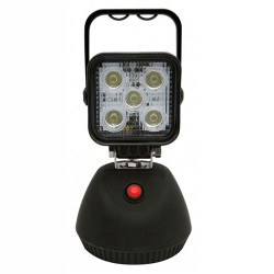 Code-3 Portable Worklight, 5 LED black and 3 LED camo housing CW2461