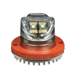 Code-3 Wildcat 4 LED Hide-A-Blast Hideaway Corner LED Light Heads, Single or Two Head