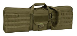 "Propper® 36"" Soft Rifle Case with padded adjustable shoulder strap, available in Black, Coyote Brown and Olive Green, F5630"