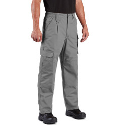 Propper F5252 Men's Lightweight Tactial Pants, Polyester/Cotton, Adjustable Waistband, Ammo Pocket, D-Ring, Uniform/Cargo, Classic/Straight,  ripstop with Teflon fabric protector