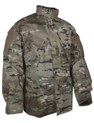 Tru-Spec T.R.U.® Tactical Response Uniform Xtreme® Shirt, 50/50 Nylon/Cotton Ripstop, MultiCam® Pattern