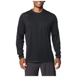 5.11 Tactical 40161 MEN'S RANGE READY LONG SLEEVE Athletic, Crew Neck T-Shirt,100% Polyester