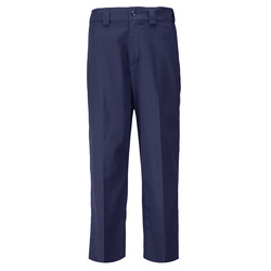 5.11 Tactical 74370 Taclite PDU Cargo Class-A Uniform Pants, Classic/Straight Fit, Adjustable Waistband, Durable Taclite Fabric, Available in Brown, Dark Navy Blue, and Midnight Navy Blue