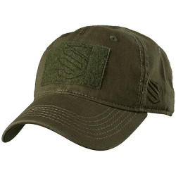 Blackhawk EC01 Tactical Cap, 100% Cotton, available in Black, Jungle, or Stone