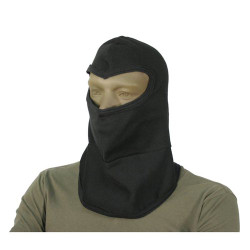 BLACKHAWK HEAVYWEIGHT BIBBED BALACLAVA WITH NOMEX®, Flash and Flame-Resistant, available in Black, Coyote Tan and Foliage Green, 333004