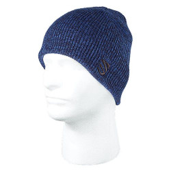 BLACKHAWK MARLED BEANIE, 100% Acrylic, 3.7 oz. Knitted Construction, One Size Fits Most, EB02