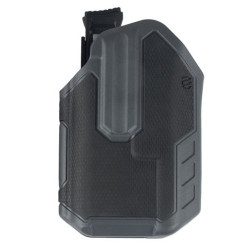 Blackhawk! Omnivore® Multifit Holster, available in Black, Coyote Tan/Black, and Urban Gray/Black 41900