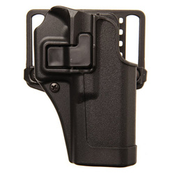 Blackhawk! SERPA® CQC® Concealment Holster Matte Finish, available in Black, Coyote Tan, Foliage Green, and Olive Drab 4105