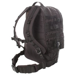 BLACKHAWK 603D08 ULTRALIGHT 3-DAY ASSAULT™ PACK, Constructed of lightweight, high-tenacity 210/330 denier nylon and 210 denier ripstop nylon, Five internal tie-down loops, Padded shoulder straps, Removable heavy-duty waist belt