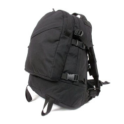 BLACKHAWK 3-DAY ASSAULT™ PACK, Constructed of 1000 denier nylon with reinforced stitching, Sleeping bag straps and padded shoulder straps, Heavy-duty D-rings for securing external items, 603D00