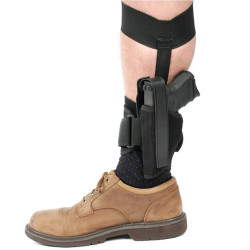Blackhawk! Nylon Ankle Holster, Black 40AH