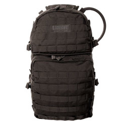 BLACKHAWK S.T.R.I.K.E.® CYCLONE™ Backpack, Includes 100-oz. hydration reservoir, Tube cover conceals, insulates and protects water tube from sunlight, Large compartment with internal pouch for radio packs and three antenna ports with flaps, 65SC00