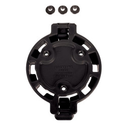 BLACKHAWK QUICK DISCONNECT FEMALE ADAPTER, Allows one holster to be used on multiple platforms and easy 360-degree adjustments, 430952