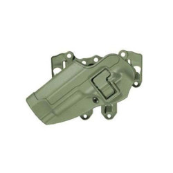 BLACKHAWK S.T.R.I.K.E.® PLATFORM WITH SERPA® HOLSTER, BERETTA ONLY, Ambidextrous adapter platform, Olive Drab, 40CL01OD