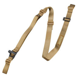 Blackhawk! Multipoint Sling Quick Disconnect Slick, available in Black or Coyote