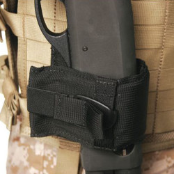 Blackhawk! CQD™ Mark III™ Stealth Weapons Catch, Available in Black or Coyote Tan