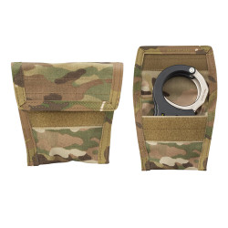 Blackhawk! Belt Mounted Single Handcuff Pouch, Available in Olive Drab, or  Multicam