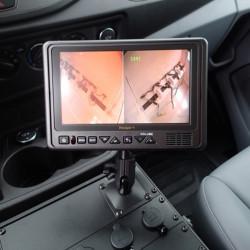 Van Prisoner Transport Video System Havis