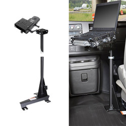 Gamber Johnson 7170-0140 Laptop, Tablet, Keyboard Mount Kit for Chevrolet G-Series Van Stand Alone