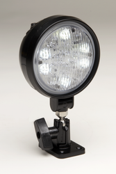 Whelen LED Pedestal Swivel Flood Light or Spot Light
