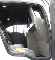Lower Extension Panel Bucket Seat Protectors Partition Accessory by Progard