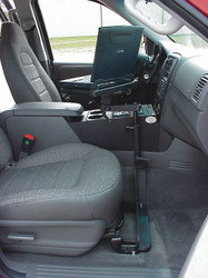 Expedition Laptop Mount Computer Stand 2000-2006