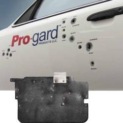 Law Enforcement Vehicle Ballistic Armor Bulletproof Doors by Progard