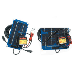 Solar Pulse Battery Energy Power Charger by Pulsetech