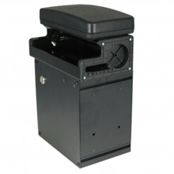 Havis Storage Box and Flip Arm Rest with Pentax Printer Mount