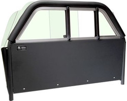 Setina Police Partition Cage Flat Back for Sedans Cars