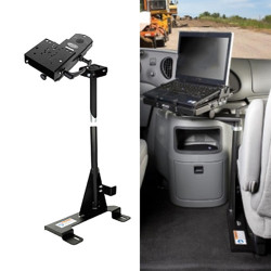 Gamber Johnson 7170-0130 Laptop, Tablet, Keyboard Mount Kit for Ford E-Series Stand Alone