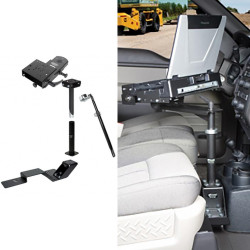 Gamber Johnson 7170-0135 Laptop, Tablet, Keyboard Mount Kit for Ford F150 Stand Alone