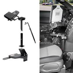 Gamber Johnson 7170-0148 Laptop, Tablet, Keyboard Mount Kit for Ford SUV Utility Law Enforcement Interceptor (Explorer) Stand Alone, 2013-2019