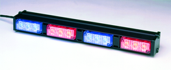Whelen Dominator D4 Four LED Light Stick